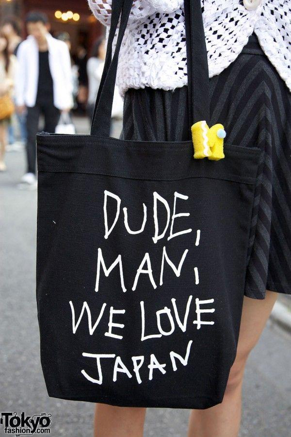 :3 I DO love japan~ from Harajuku