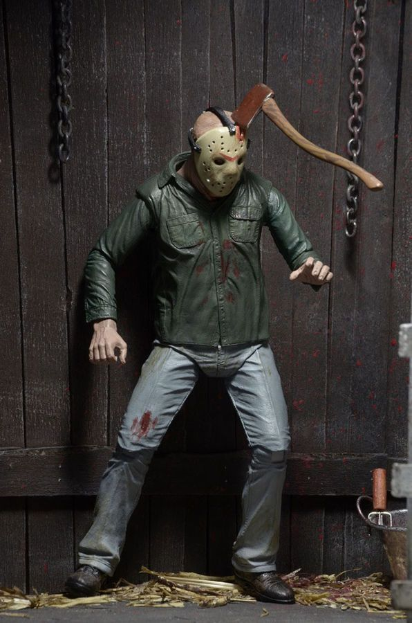 Friday the 13th Figurine Ultimate Jason Part III - Neca