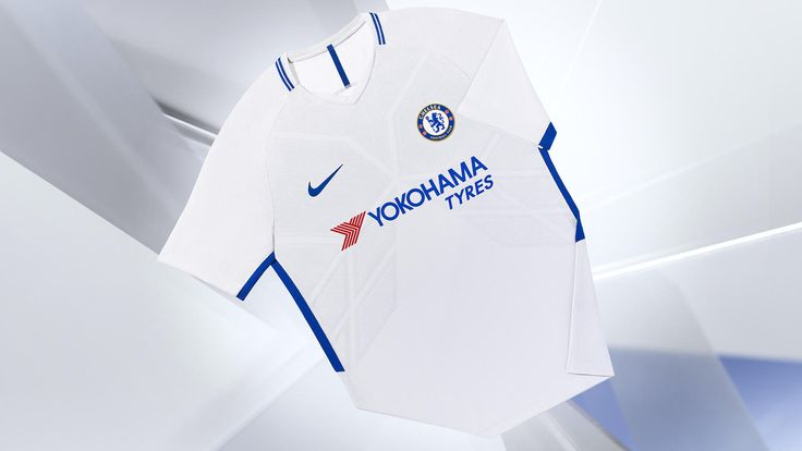 Nike News - Chelsea FC and Nike Join Forces To Unveil Home and Away Kits