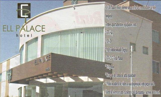 Eu recomendo Ell Palace Hotel- Centro, #Goiânia, #Goiás, #Brasil