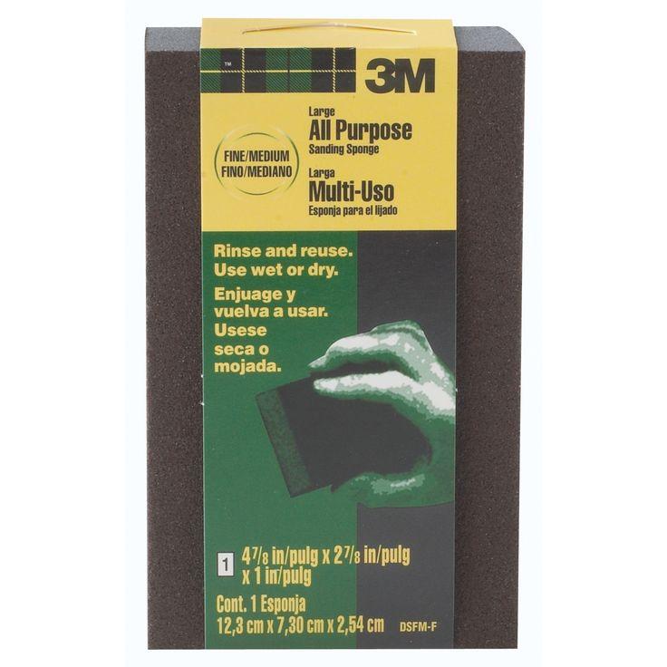 3M Dsfm-F Fine To Medium Area Sanding Sponges