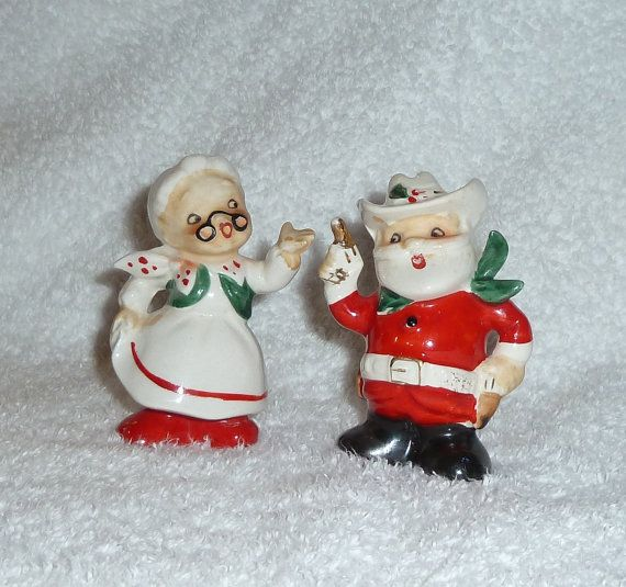 Best images about vintage christmas figures on
