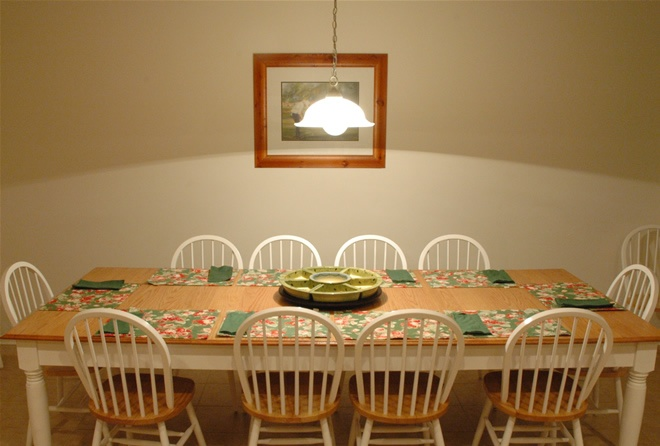 Great Table For Large Families Would Love To Have This