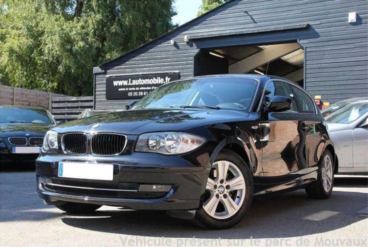 OCCASION BMW SERIE 1 (E81) 120D 177 LUXE 3P