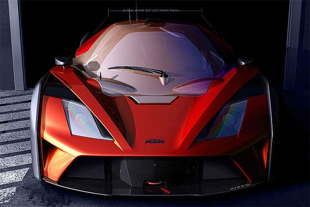 Reiter Engineering is developing a new race car based on the KTM X-Bow to compete in the Pirelli World Challenge and SRO GT4 series.