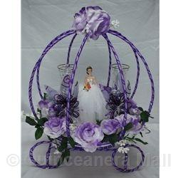 Quinceanera Carriage Toasting Set #princess #Cinderella #toastingset #quince #XV #quinceanera #misquince #decoration