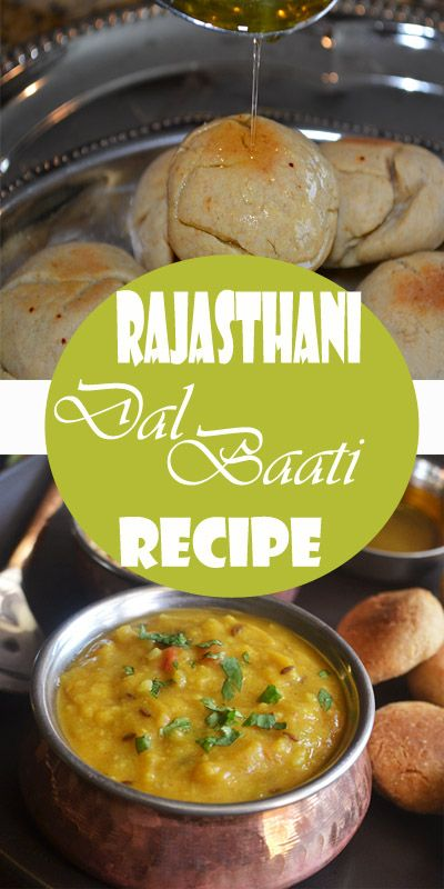 #Dalbaati is very popular dishe of #rajasthani . I love this dish. Can't wait to Taste.