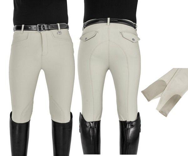 Pantaloni da uomo realizzati con uno speciale tessuto tecnico traspirante aderenti anatomici con due tasche e con inserti in lycra sulla caviglia per una aderenza perfetta e un comfort ottimale.