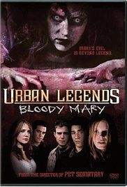 The Urban Legend Of Bloody Mary Movie Online. On a prom-night dare, a trio of high school friends chant an incantation, unleashing an evil spirit from the past with deadly consequences.
