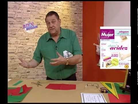 Hermenegildo Zampar - Bienvenidas TV en HD - Secretos de la costura de la camisa de hombre. - YouTube