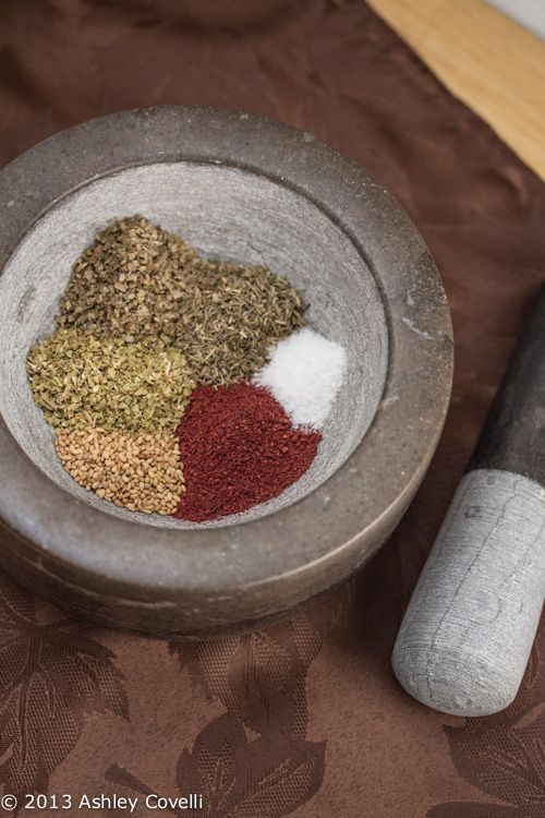 Recipe: Za'atar | Big Flavors from a Tiny Kitchen