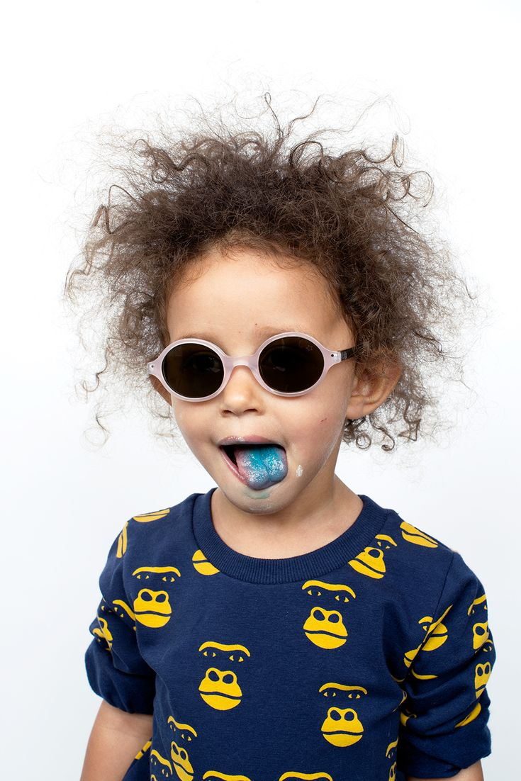 Oh those blue sweets just get everywhere, sweet toddler frames from Very French Gangsters for winter 2014