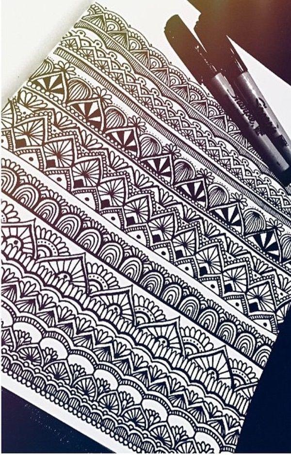 40 Simple Mandala Art Pattern And Designs Free Jupiter Mandala Design Pattern Simple Mandala Mandala Art Lesson