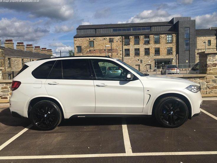 BMW X5 3.0 M50d Auto 5dr (start/stop)