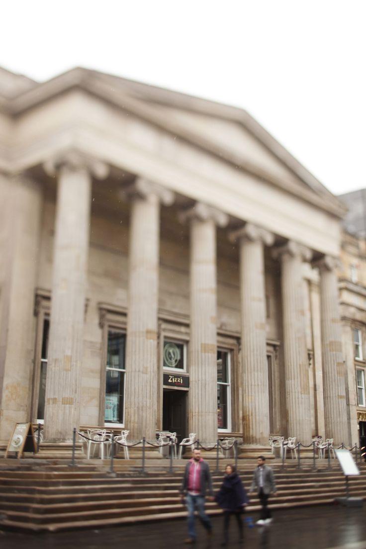 Zizzi Glasgow Royal Exchange