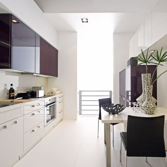 11 Best Images About Galley Kitchen Ideas On Pinterest