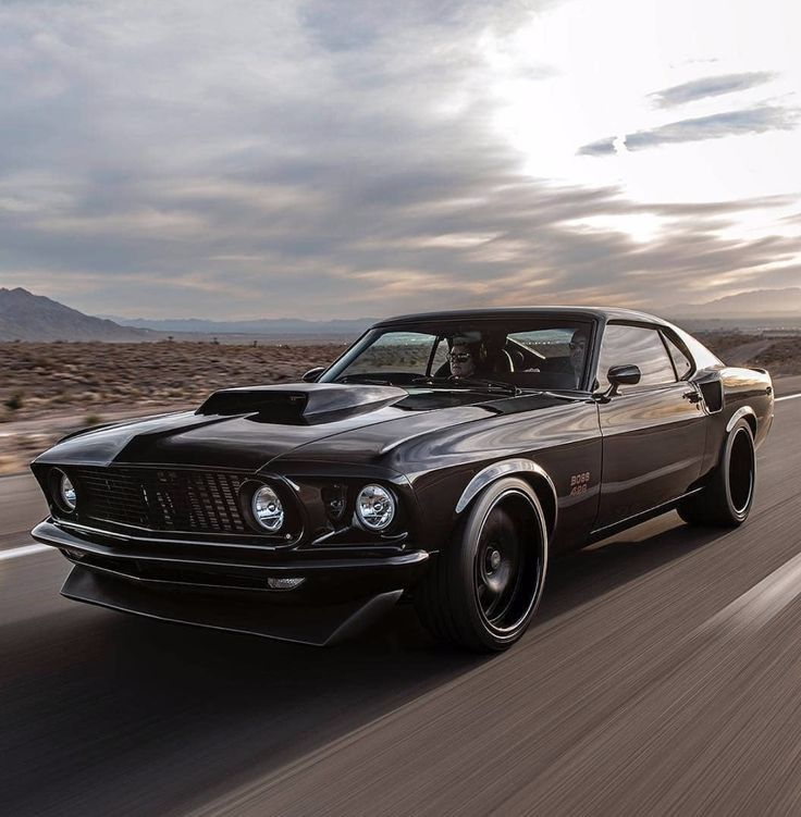 Luxury Lifestyle : Can you guess the year of this Old School Mustang? #Mustang #… – Rides