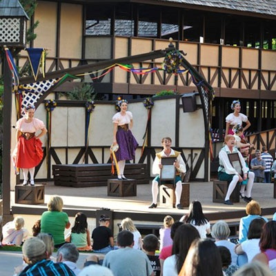 """Utah Shakespeare Festival, Cedar City, UT, June 21–Oct 20    Dive into the world of Shakespeare with plays like Hamlet and other classics. Highlights include """"The Anatomy of a Season,"""" backstage tours, and production seminars. bard.org"""