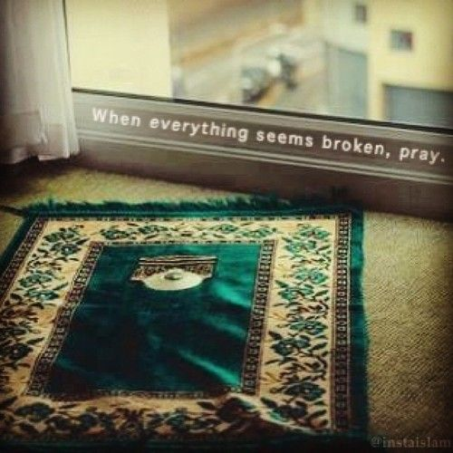 when everything seems broken....