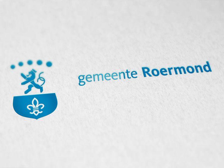 Logo en huisstijl design: Gemeente Roermond