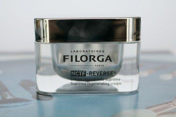 review ervaringen filorga NCTF-REVERSE® Supreme regenerating cream pot
