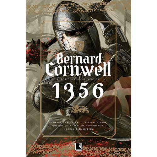 Livro - Bernard Cornwell 1356