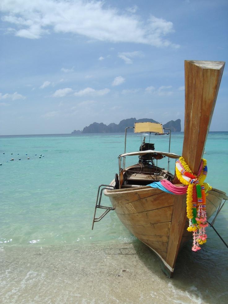 Koh Pi Pi, Thailand