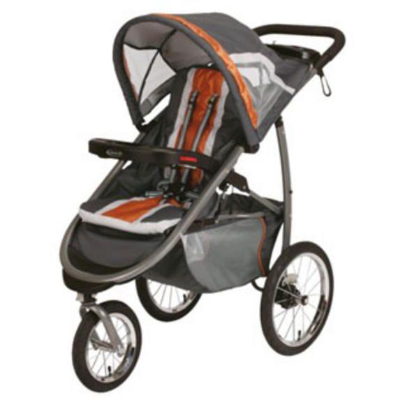 | 2014 Moms' Picks: Best jogging strollers