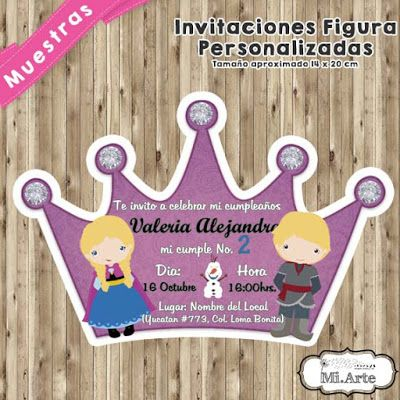 11 best Invitaciones de Coronas images on Pinterest Crowns