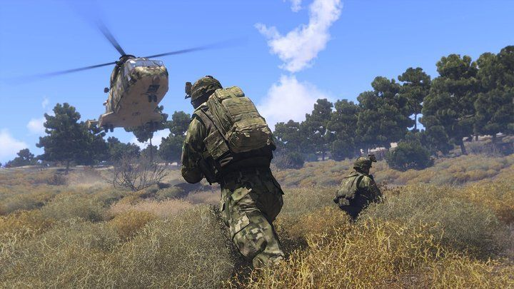 Arma 3 expands in-game editor to add scenario sharing | Polygon