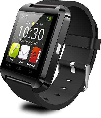 Touch Screen Smartwatch U Watch U8 Answer and Dial the Phone Bluetooth Photograph Altitude Meter for Iphone 6 6plus 5c 5s 5 HTC Lg Sony Sumsung (Black) Tech http://www.amazon.com/dp/B00WBCTYBG/ref=cm_sw_r_pi_dp_W0WCvb06CA7MQ