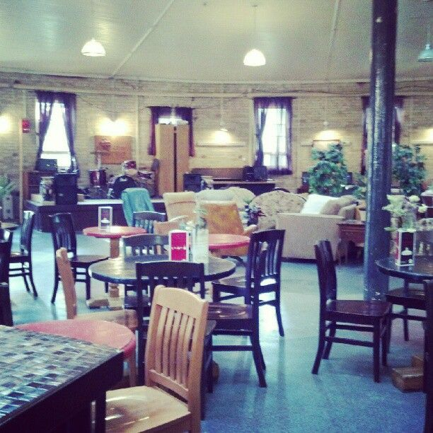 The Ring Cafe (Bullring) at the University of Guelph.