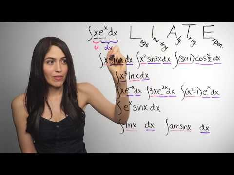 ❤︎² Integration by Parts... How? (mathbff) - YouTube