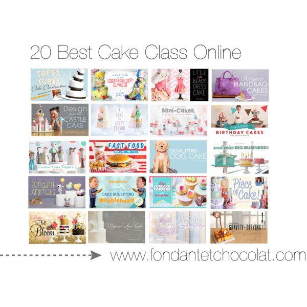 70 best best cake decorating class online images on pinterest