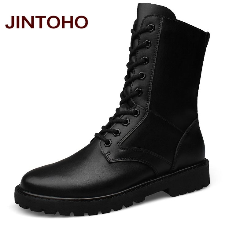 JINTOHO Large Size Genuine Leather Boots Men Military Desert Boot Shoes Men Winter Boots Botas Tacticos Zapatos   Tag a friend who would love this!   FREE Shipping Worldwide   Buy one here---> https://highnoonmarket.fun/jintoho-large-size-genuine-leather-boots-men-military-desert-boot-shoes-men-winter-boots-botas-tacticos-zapatos/
