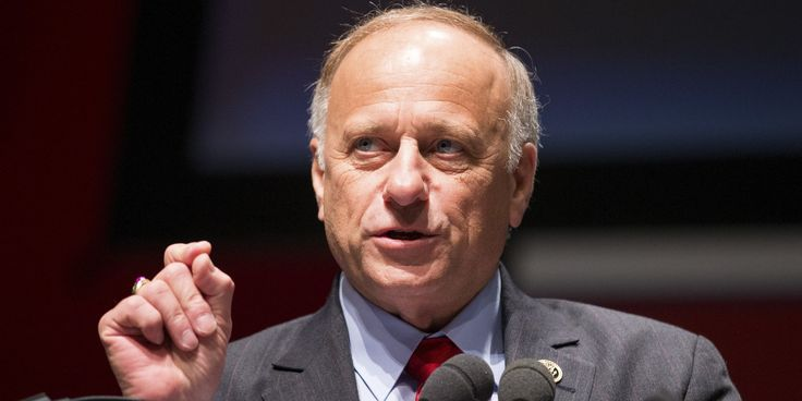 Steve King: 'Hispanics And The Blacks' Will Fight Each Other Before Overtaking White Population | The Huffington Post
