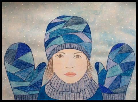Čepice, šála, rukavice