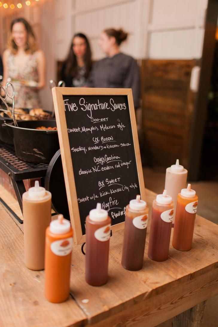 9 Summer Wedding Barbecue Ideas