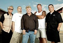 Funny show~The Storage Wars
