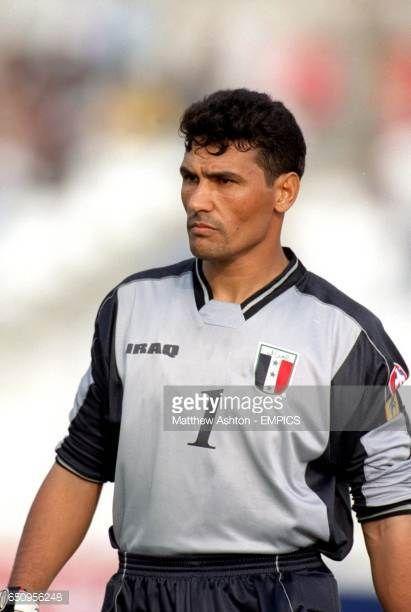 Hashim Hasan Iraq goalkeeper