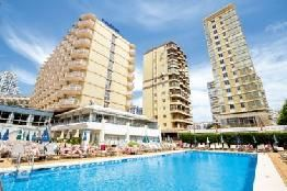 Holiday to Riudor Hotel in BENIDORM (SPAIN) for 14 nights (FB) departing from BRS on 17 Mar: Twin Room for 2 Adults 0 Children 0 Infants