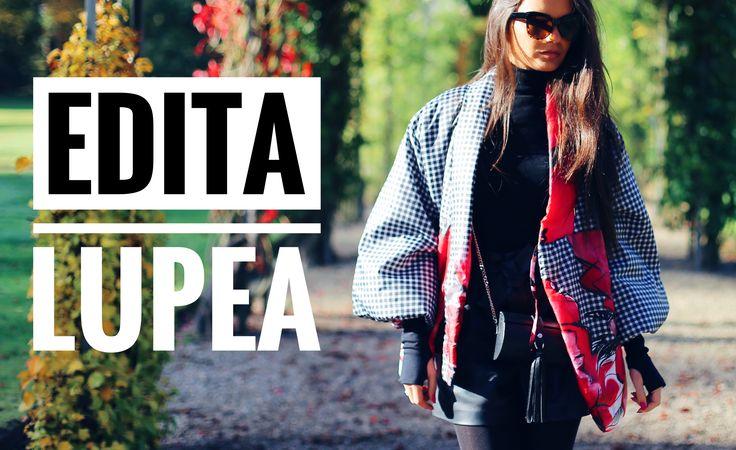 Edita Lupea jacket