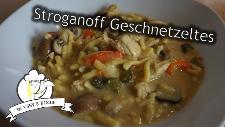 Thermomix® Stroganoff Geschnetzeltes (all-in-one Gericht)