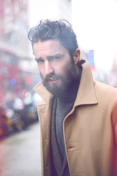 styleAttraction Beards, Beards Hairstyles, Facials Hair, Men Style, Beards Men, Camel Coat, Major Hotties, Beautiful Boys, 100 Beards