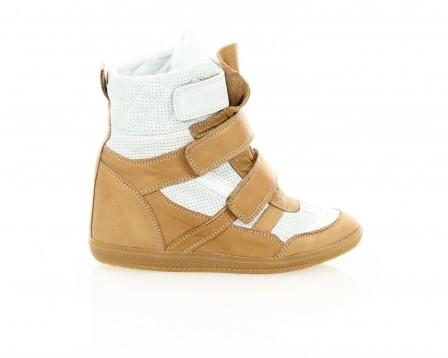 Amaya wedge sneaker