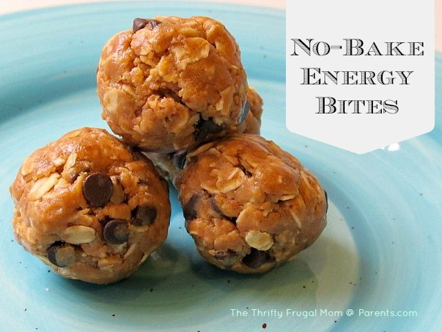 No Bake Energy Bites- an easy quick healthy snack. If you have