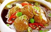 Resep Pindang Bakso Ikan dan cara membuat   BacaResepDulu.com