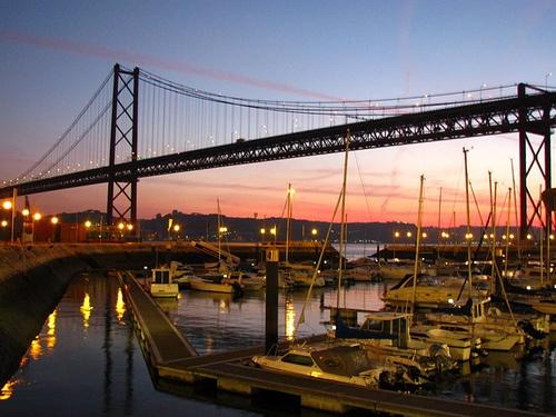 Ponte 25 de Abril - Alcantara-Lisboa