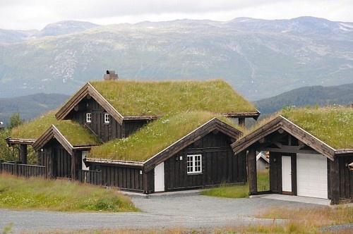 huis in Noorwegen - via www.xead.nl