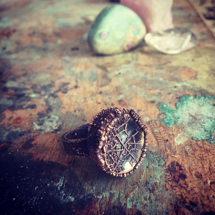 copper ring Frozen